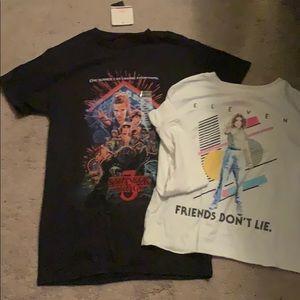 Stranger Things Shirt Bundle!